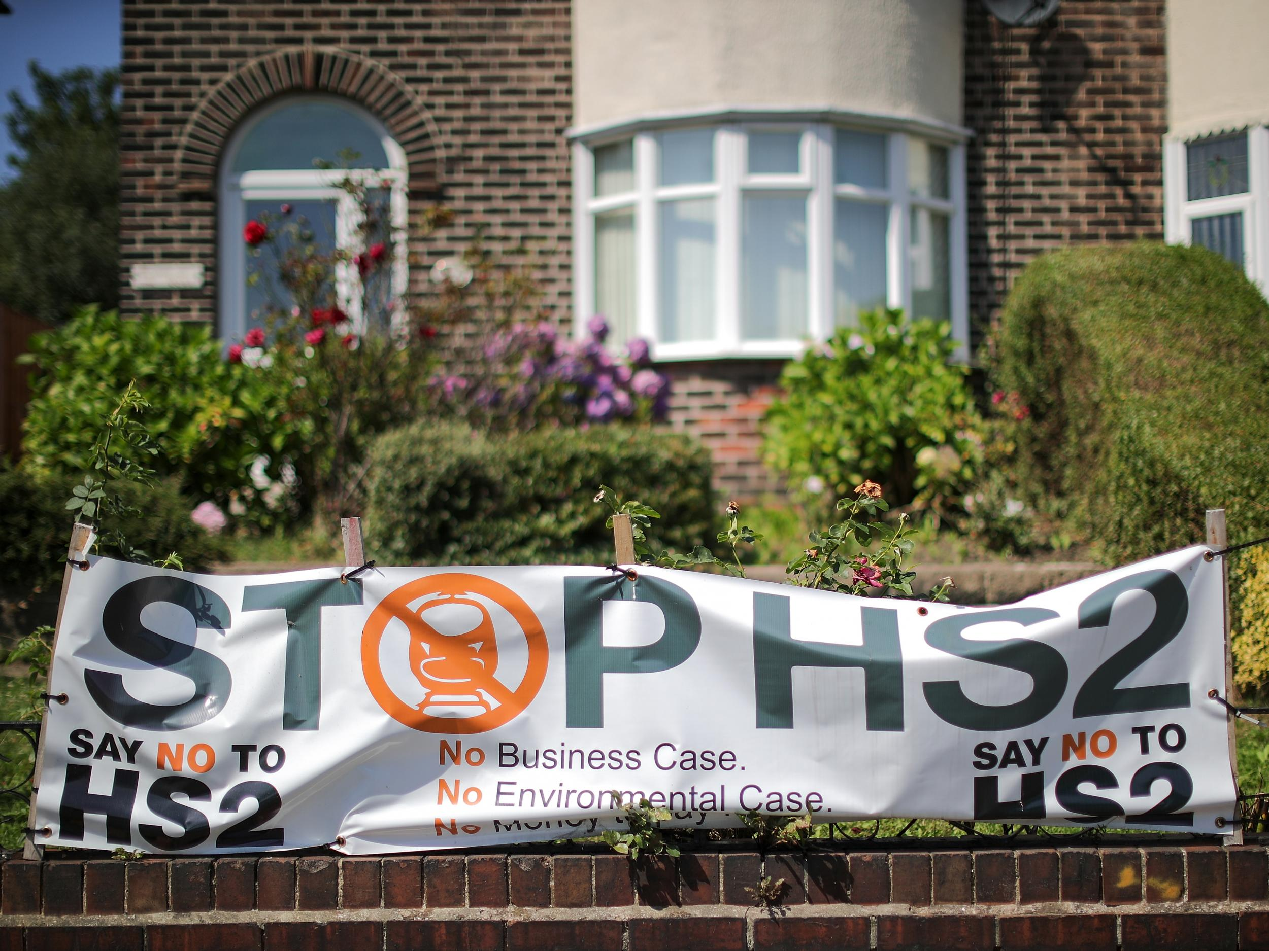 Destruction from HS2 'far worse' than previously thought as hundreds of homes set for demolition