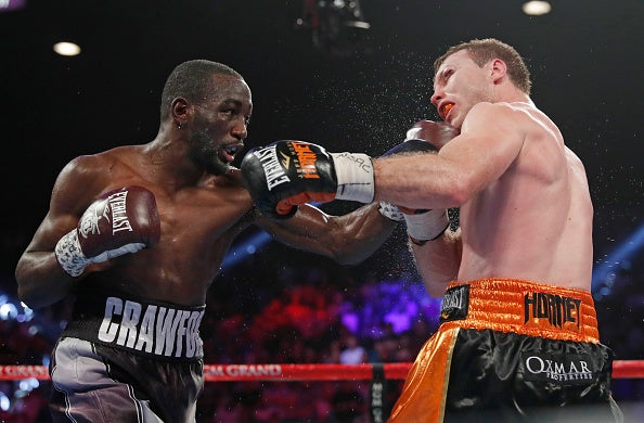 Terence Crawford: The 'million dollar baby' who beat gun and