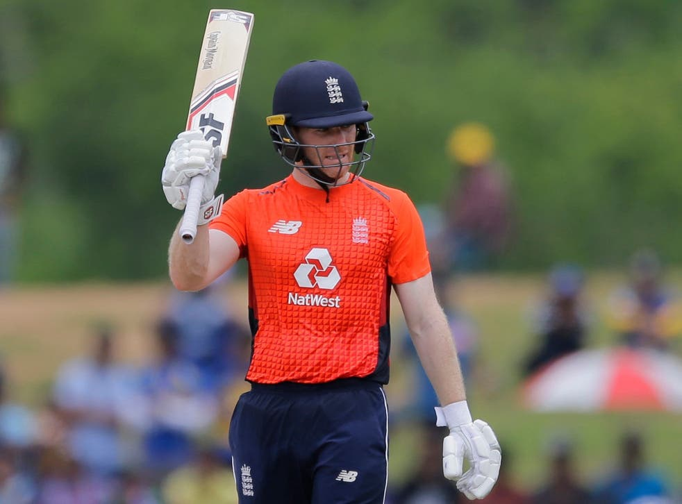 Eoin Morgan's innings of 92 paved the way for England to secure victory in the second ODI with Sri Lanka