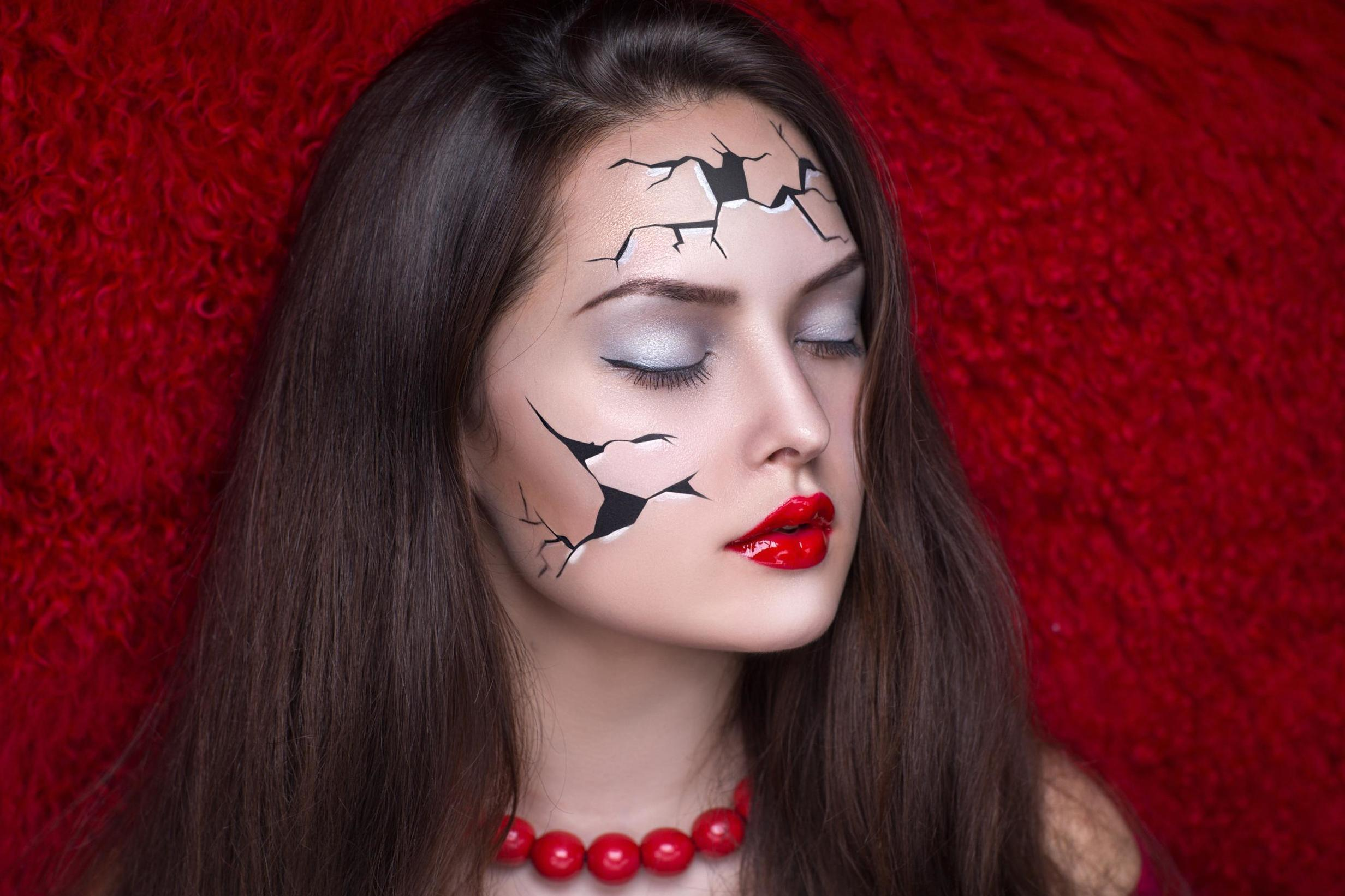 halloween makeup ideas the most popular and spooky beauty looks for 2018 the independent