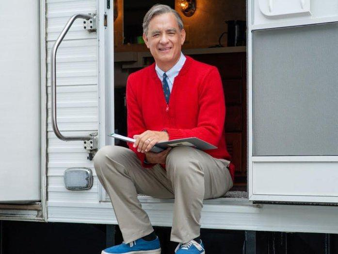 Tom Hanks Film Mr Rogers Shut Down After Sound Mixer Dies From Balcony Fall The Independent Independent