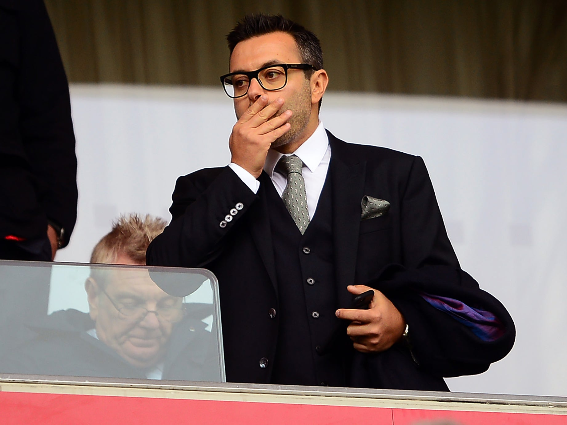 Coronavirus: Leeds owner Andrea Radrizzani admits pandemic is an ...