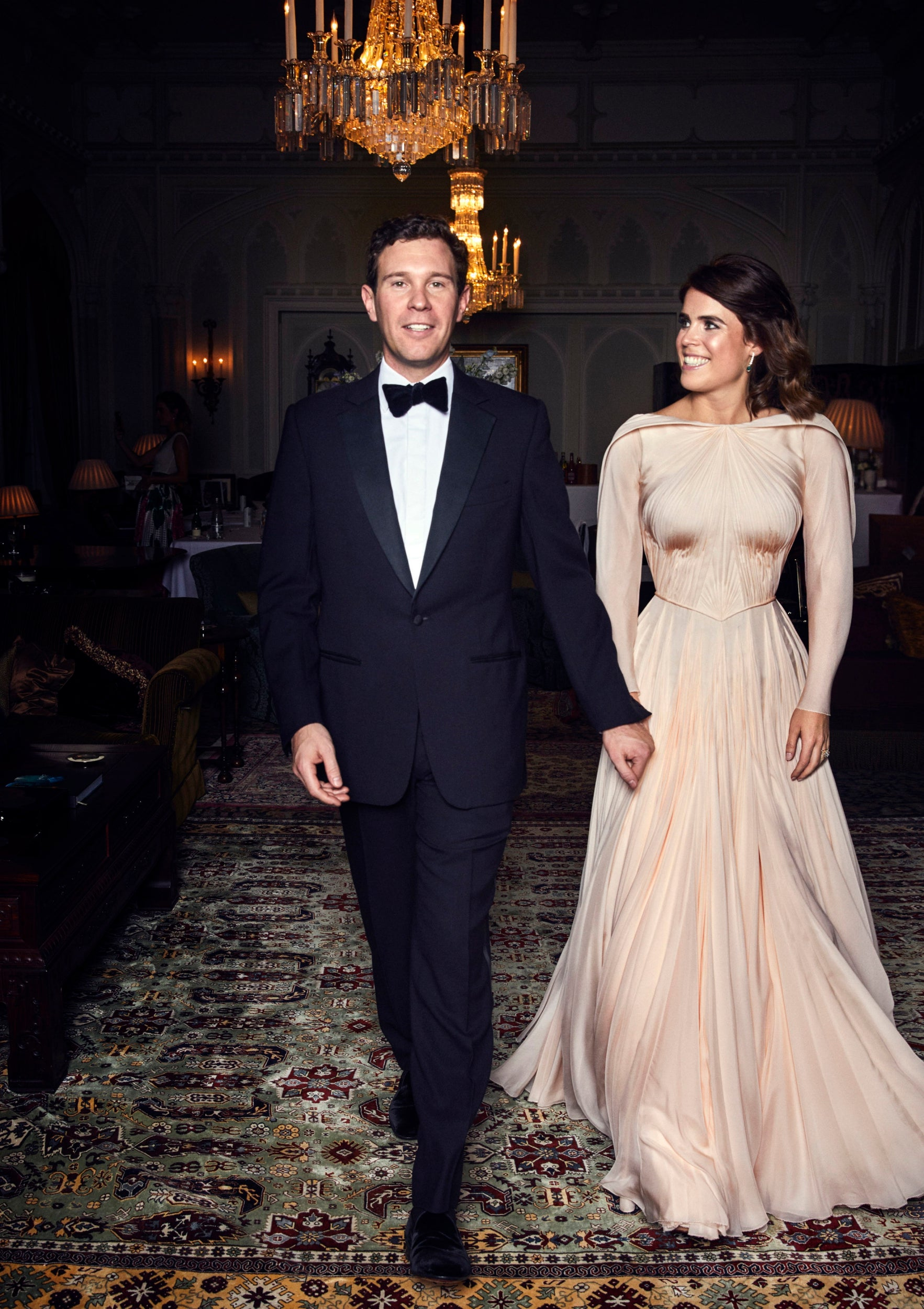 Official Royal Wedding Pictures.Royal Wedding Princess Eugenie And Jack Brooksbank Release Official