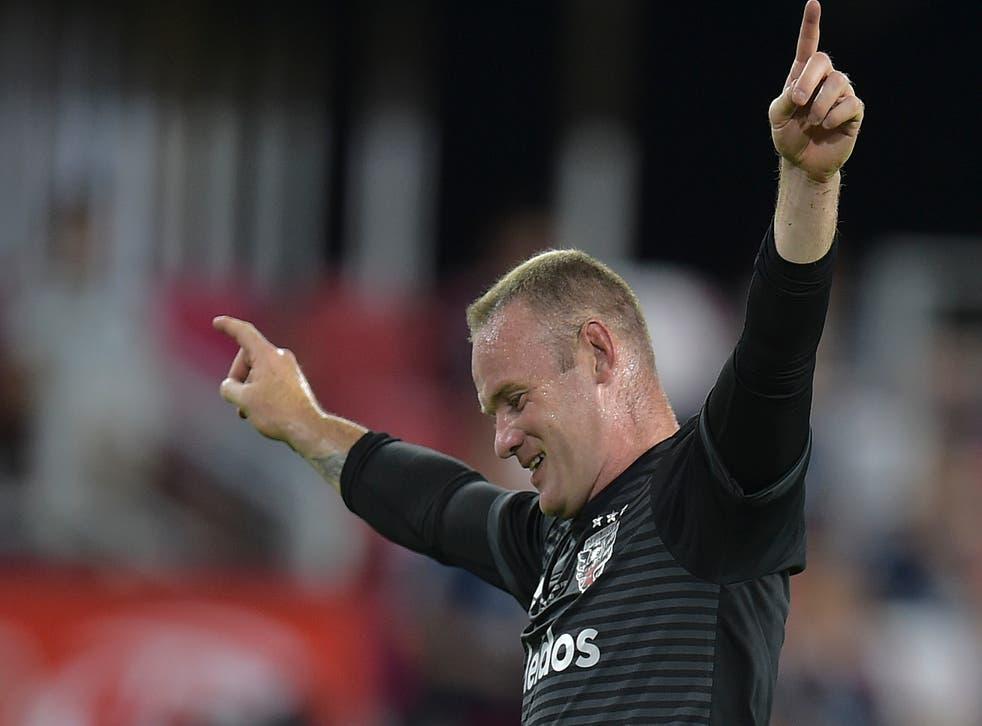 Wayne Rooney has ignited DC United's season