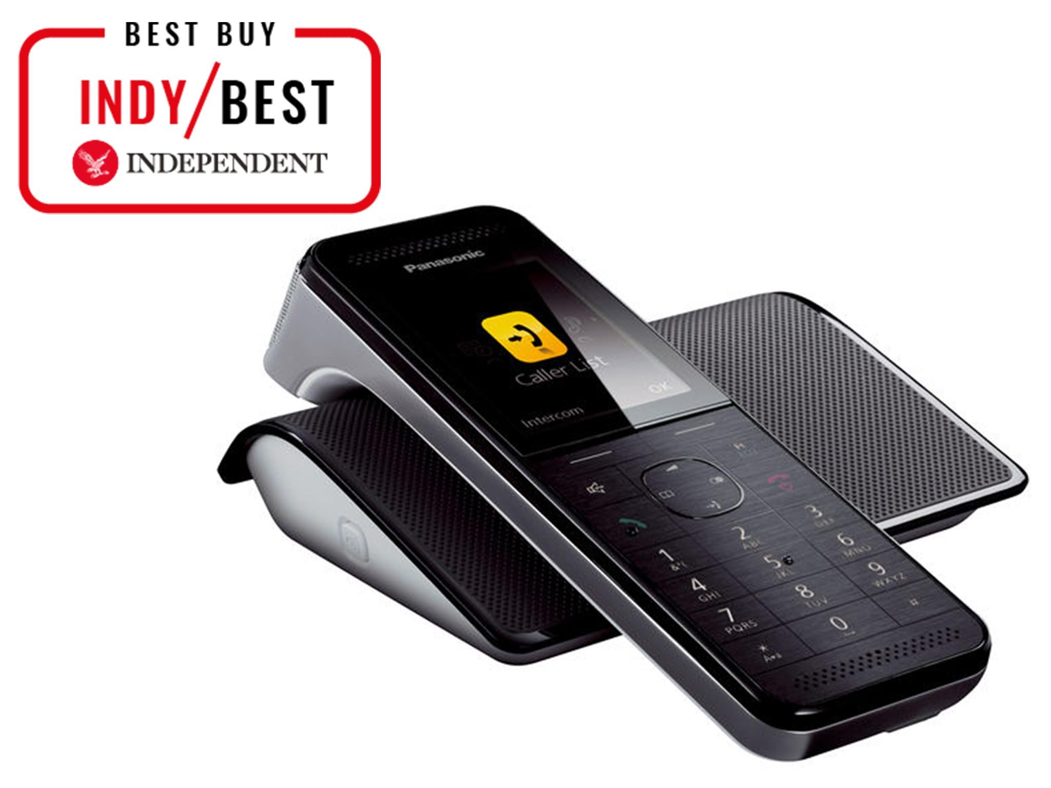 Panasonic kx prw120ew smart cordless phone with answering machine £79 99 currys