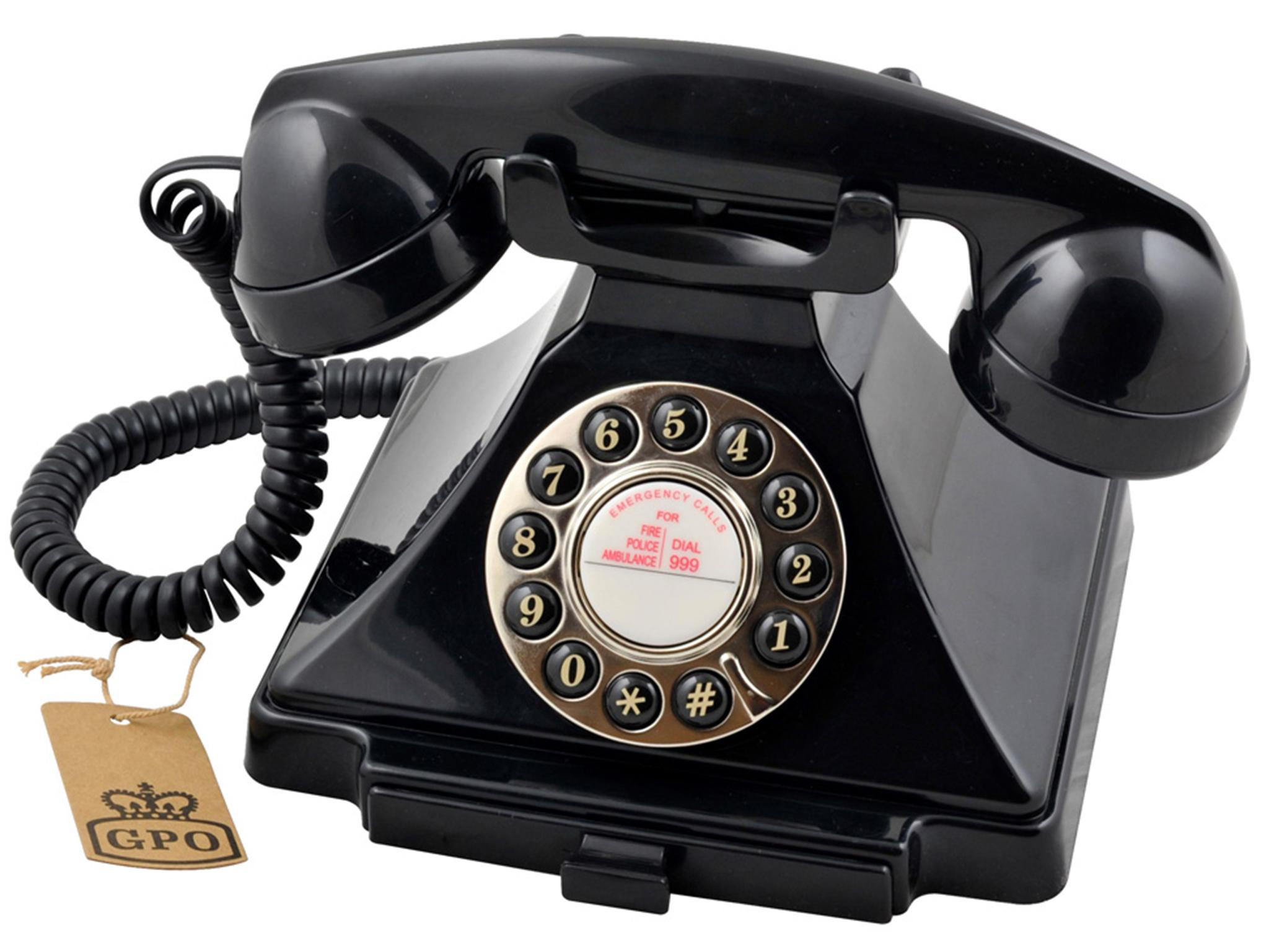 Telephones used in sex play