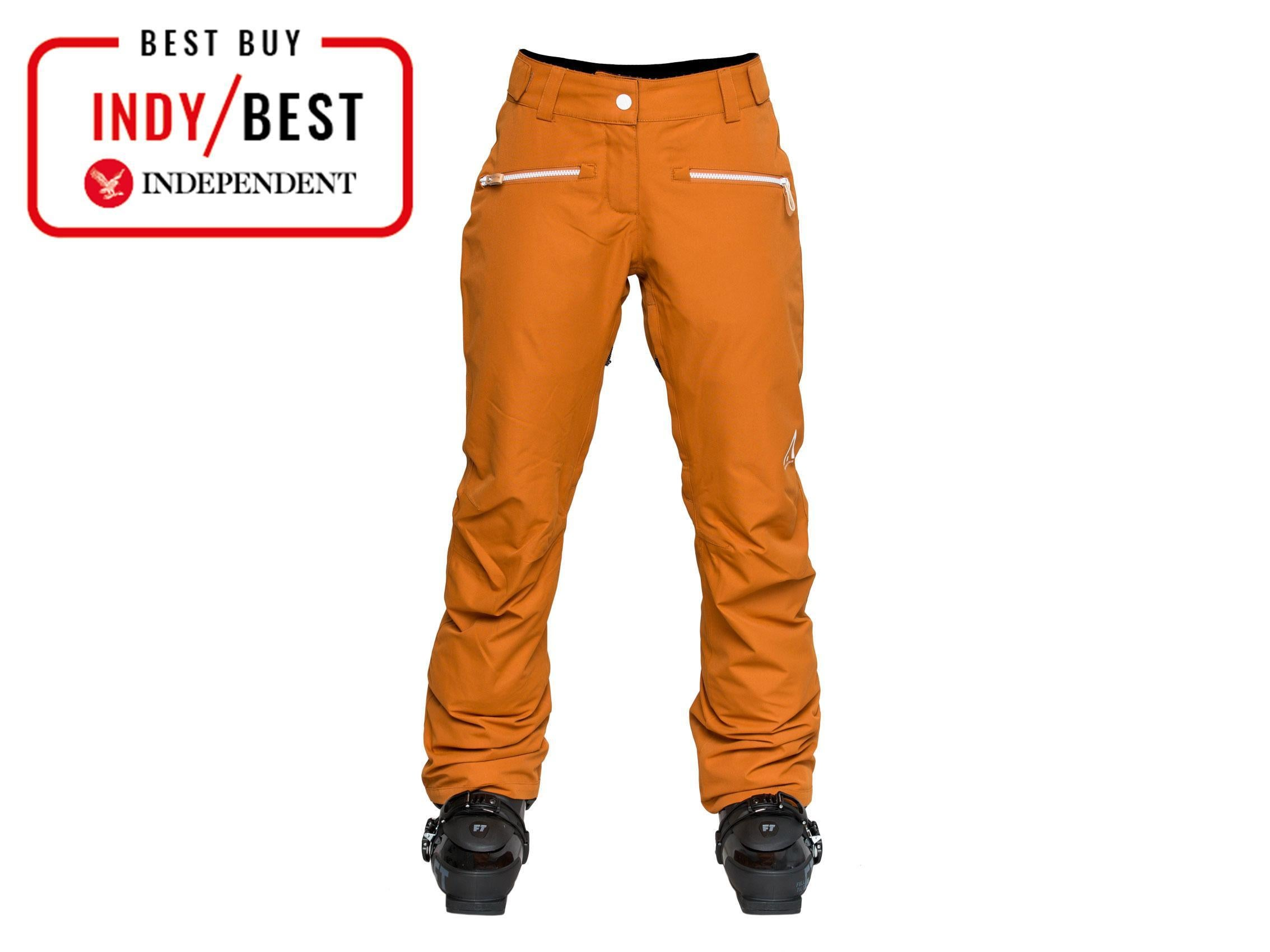 7c6fea78b 10 best women's ski pants 2018/2019 | The Independent