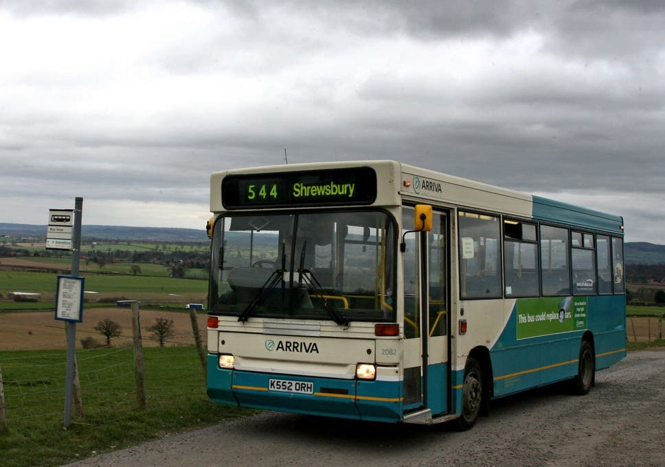 Bus travel hits 12-year-low as prices rise and services are