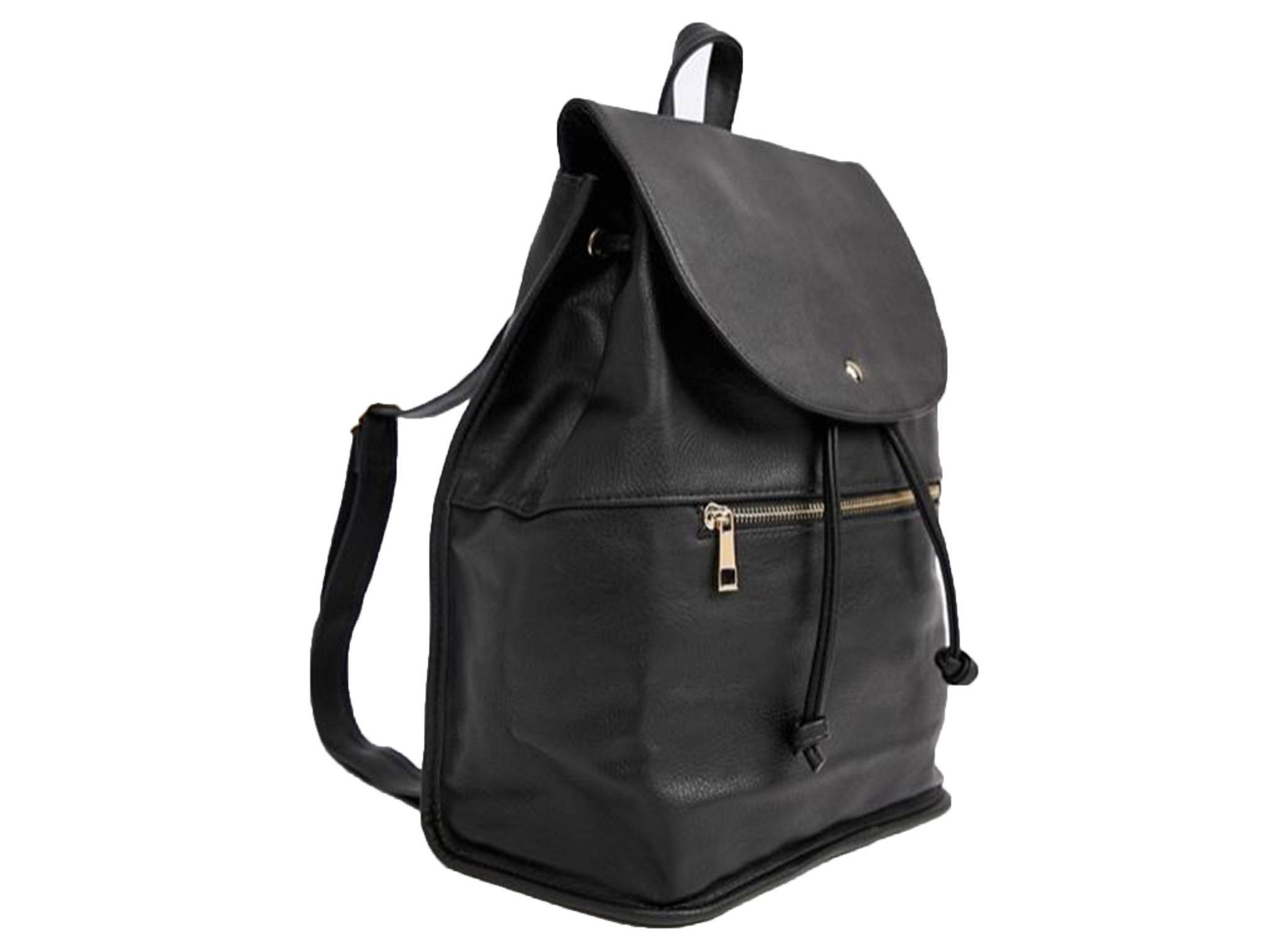 534479801f76 This backpack from ASOS is adorable.