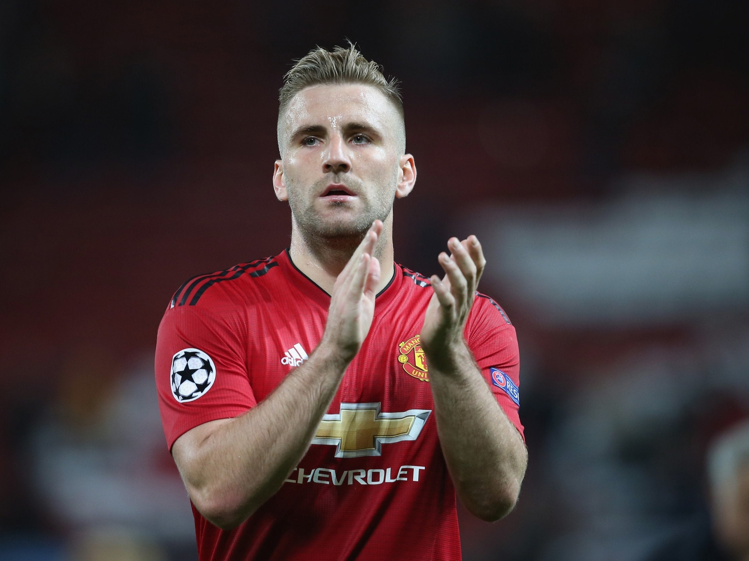 Luke Shaw Close To New Manchester United Contract That Will Prevent