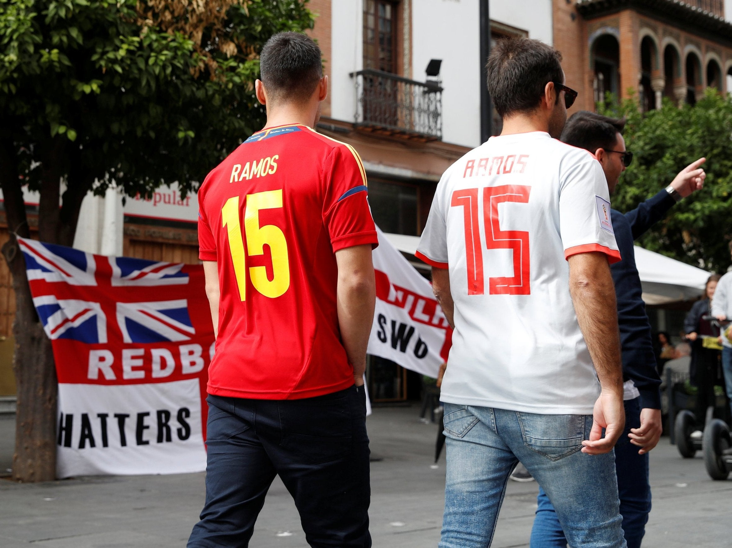 spain vs england - photo #15