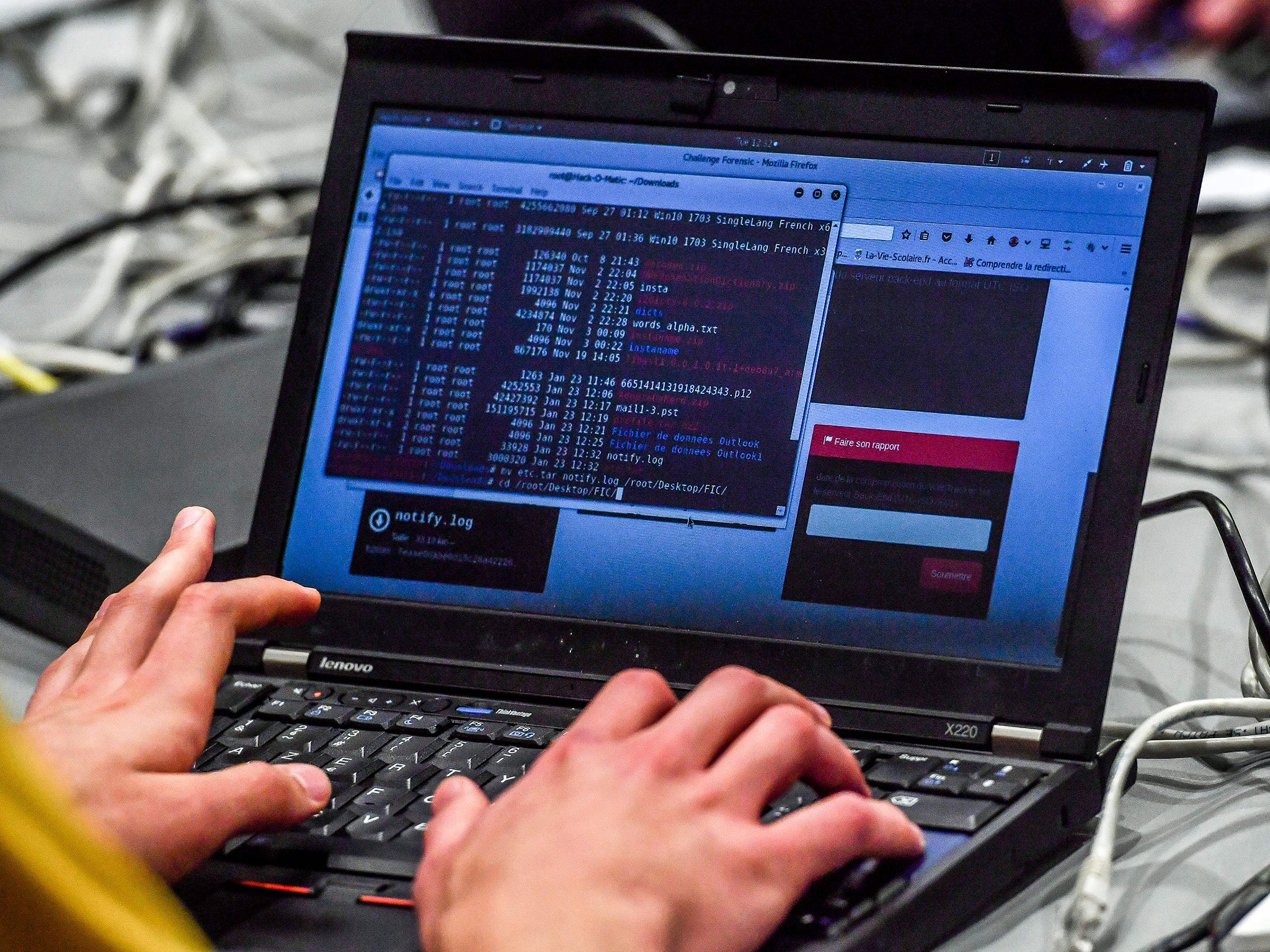UK to be hit by 'category 1' cyber emergency, intelligence chief warns