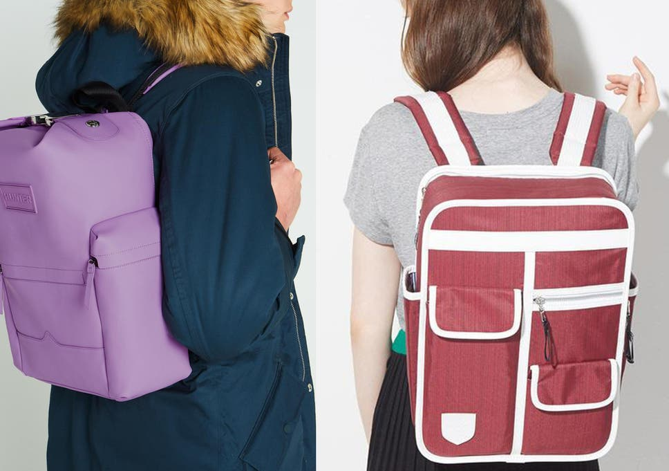 Smart and stylish backpacks from Hunter 3a1ae7925c739