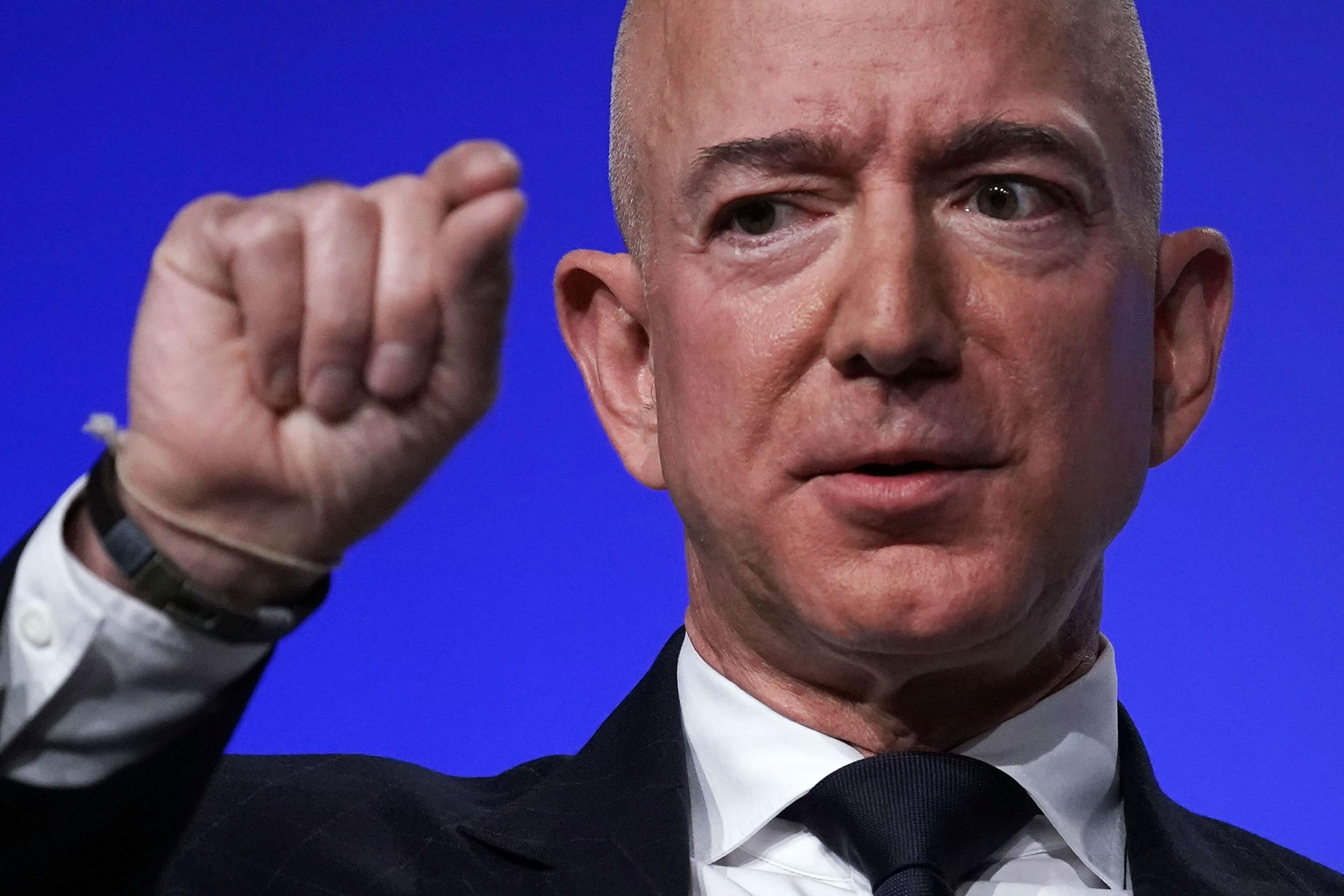 Jeff Bezos Latest News Breaking Stories And Comment The Independent
