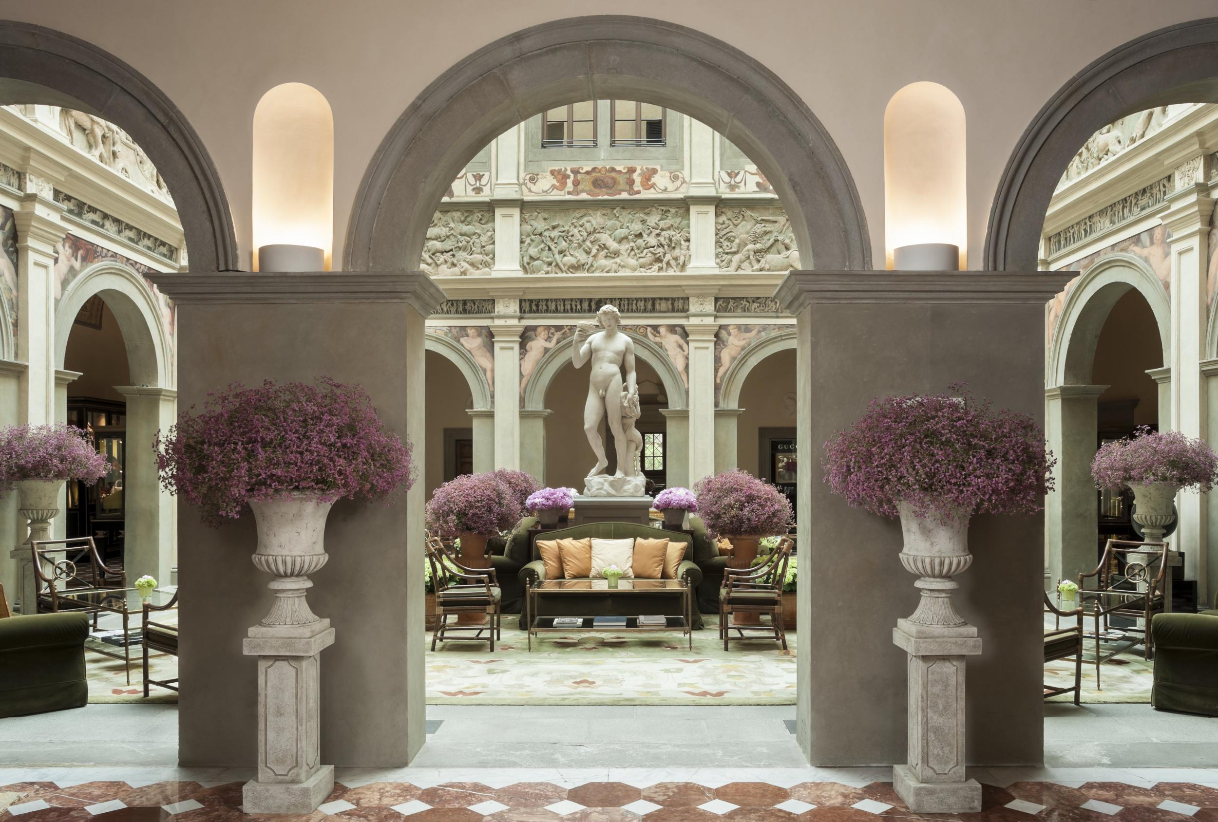 10 of the best hotels in Florence