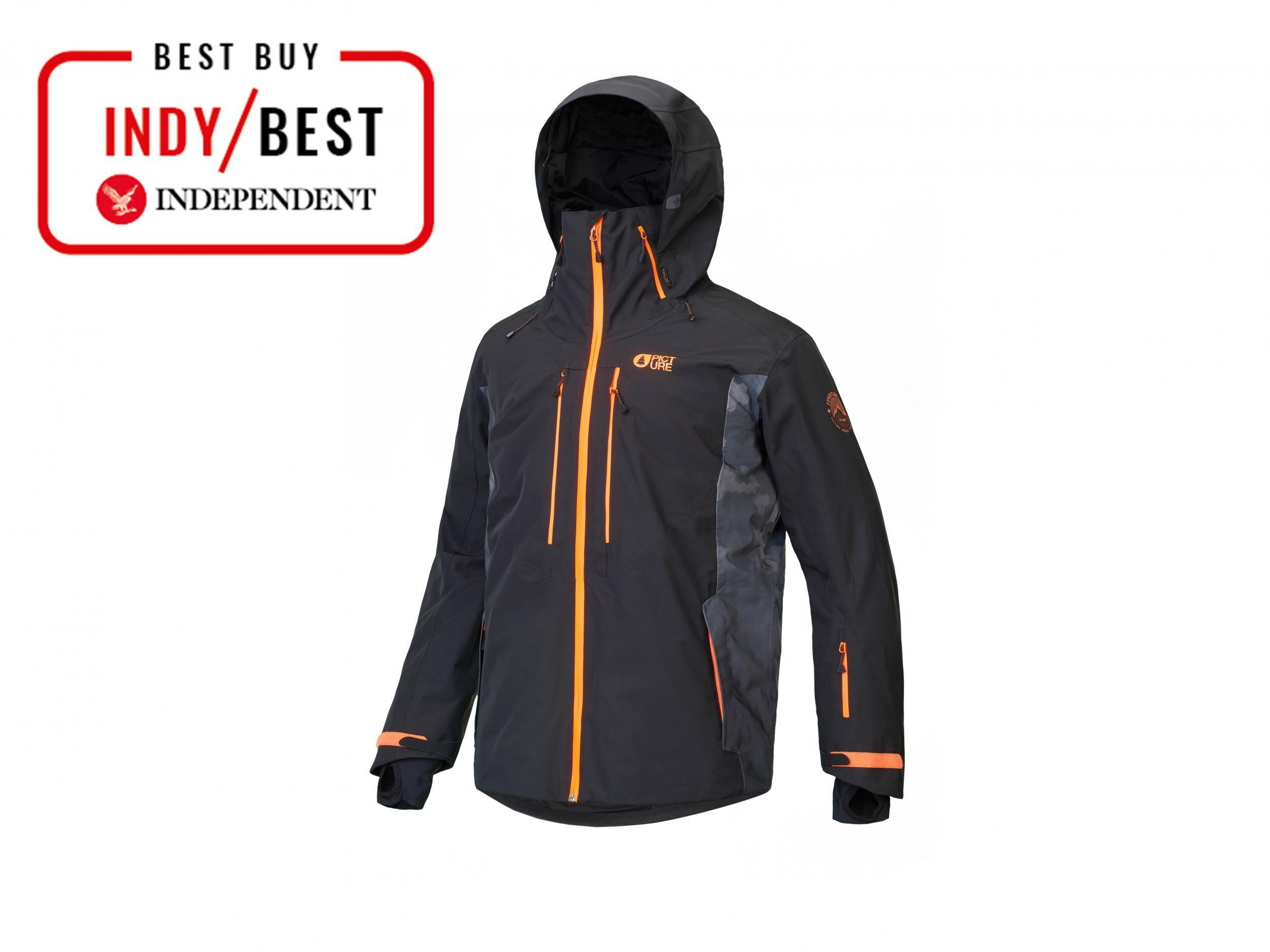 b94e28d9c 13 best men's ski and snowboard jackets | The Independent