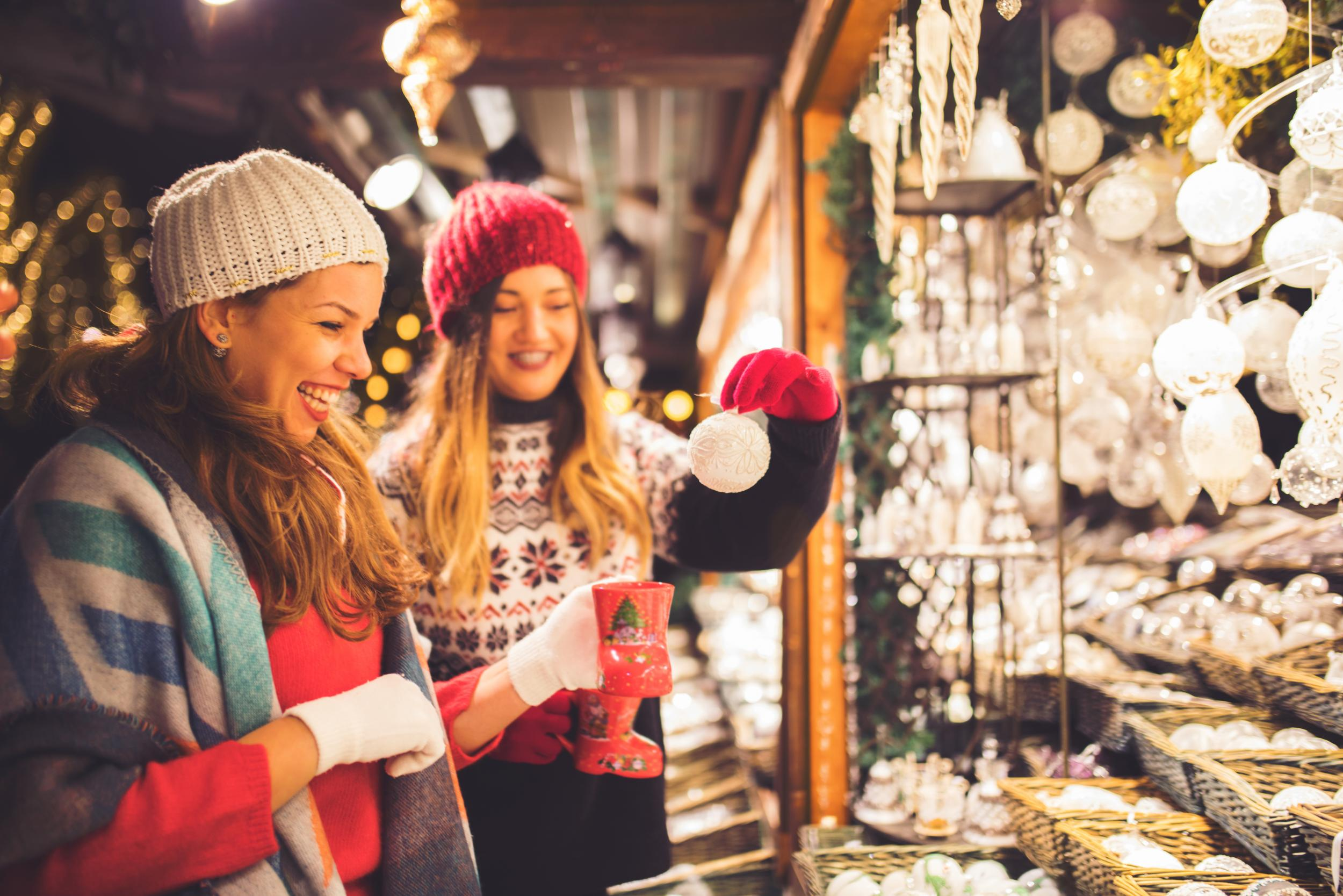 Eight of the best Christmas markets in the UK
