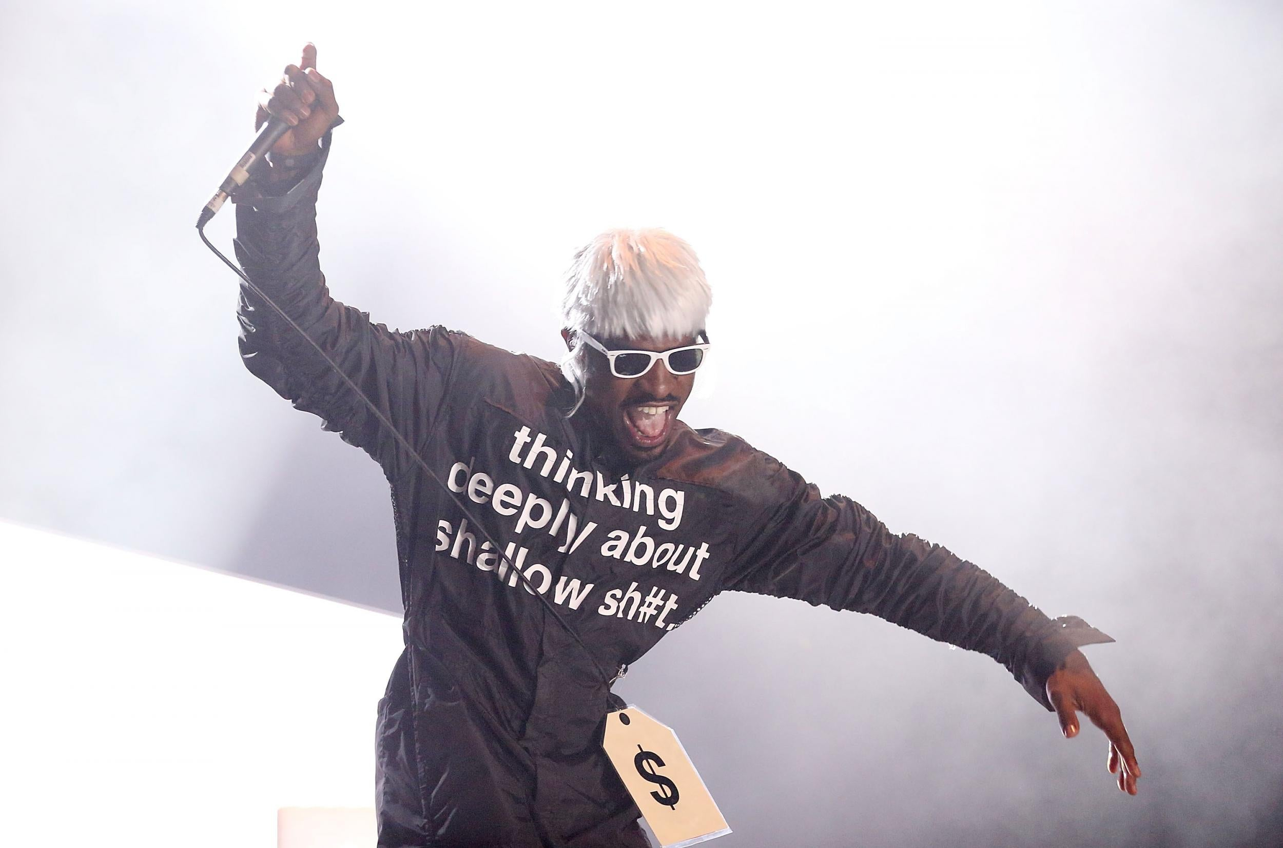 André 3000 says his music is 'instantly attacked' and he can't experiment like he used to