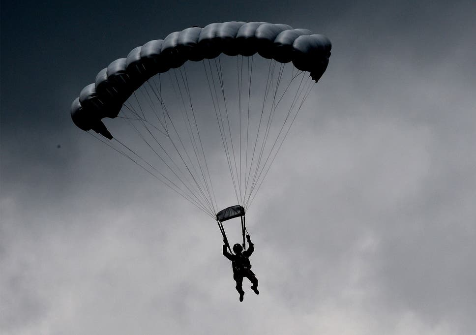 Skydiver plunges to her death after parachute malfunctions