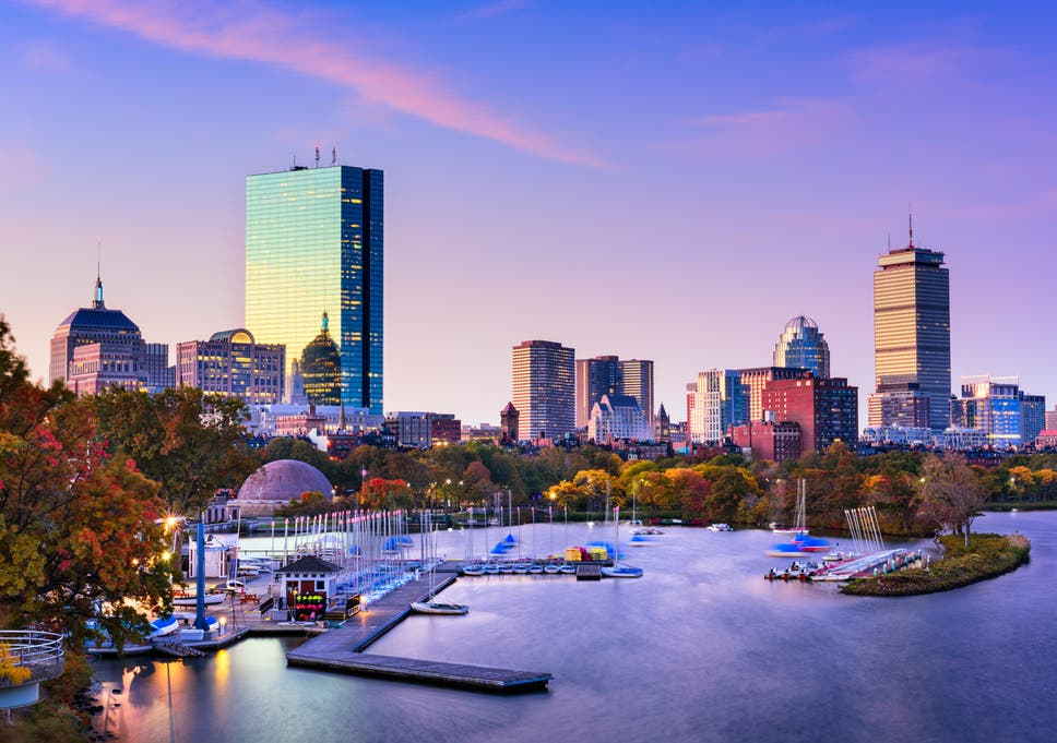 Boston City Guide Where To Eat Drink Shop And Stay In New