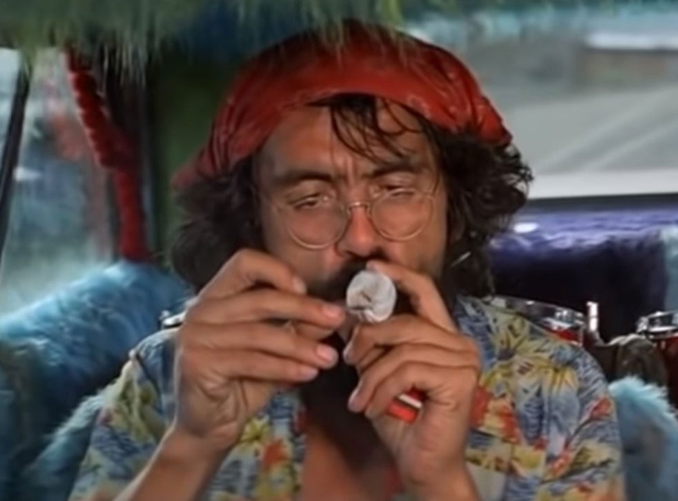 Cheech and Chong star tries to travel to Canada for cannabis legalisation  day 'but can't find passport' | The Independent | The Independent
