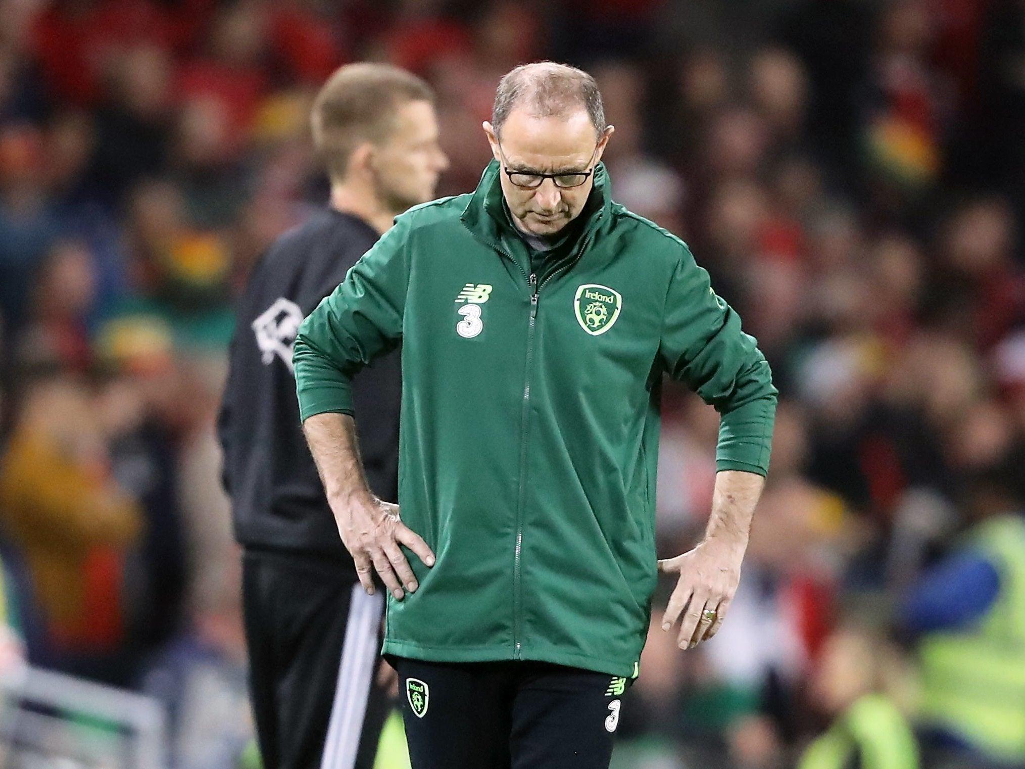 Martin O'Neill convinced Republic of Ireland can still qualify for Euro 2020 despite tricky Nations League