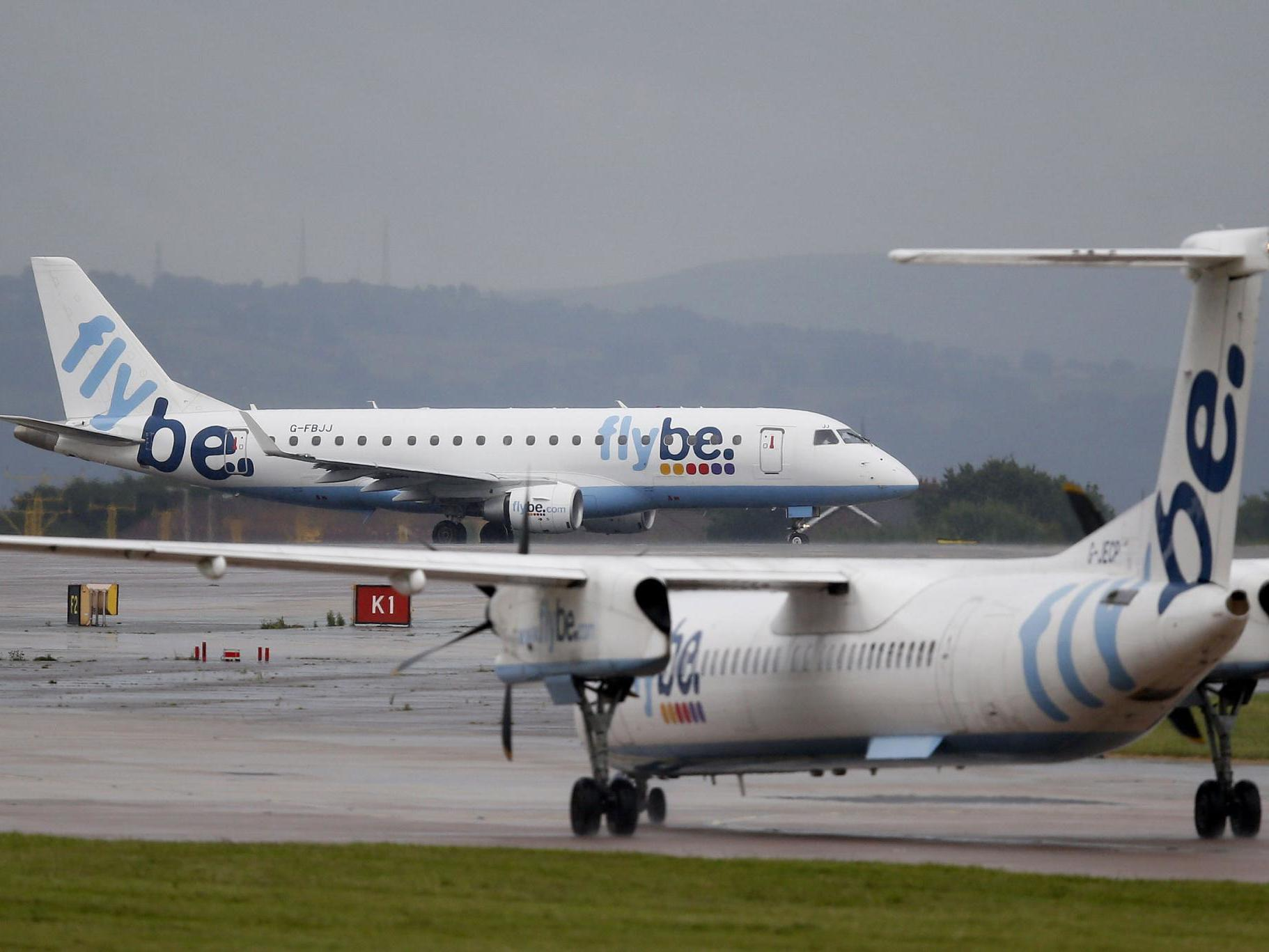 Flybe pilot sacked over fear of flying wins unfair dismissal case