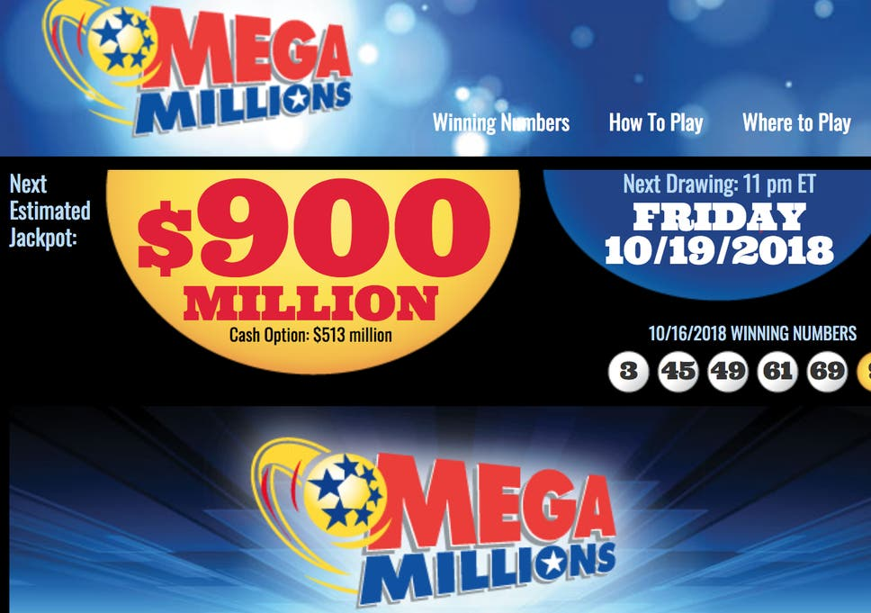 Mega Millions lottery tops $900m, what are the most common numbers