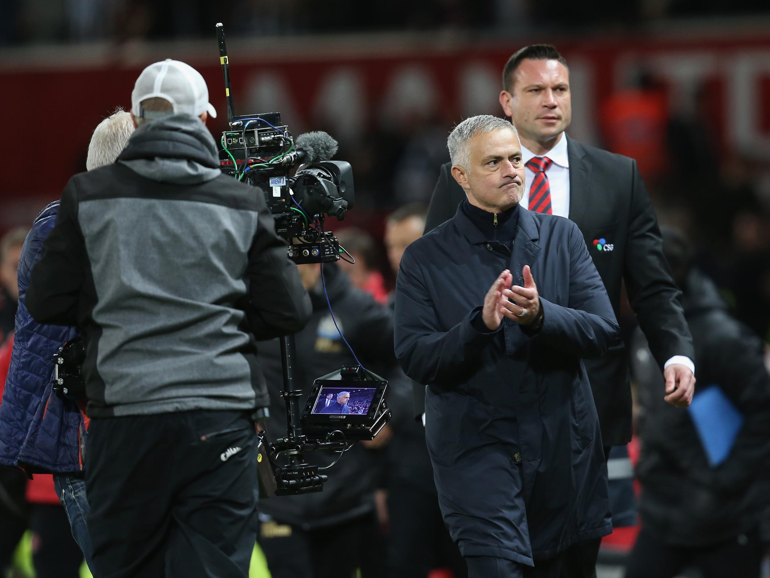 Bournemouth vs Manchester United: Jose Mourinho claims touchline swearing was not offensive