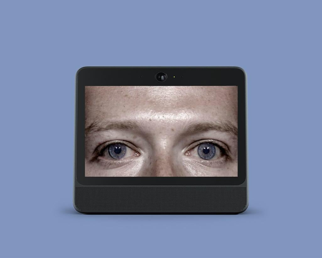 Facebook admits its camera-equipped listening device can collect your data for ads