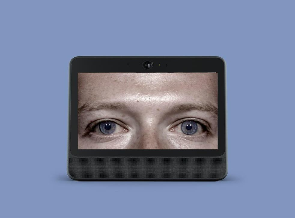 The Facebook Portal device has been called a 'trust fail'