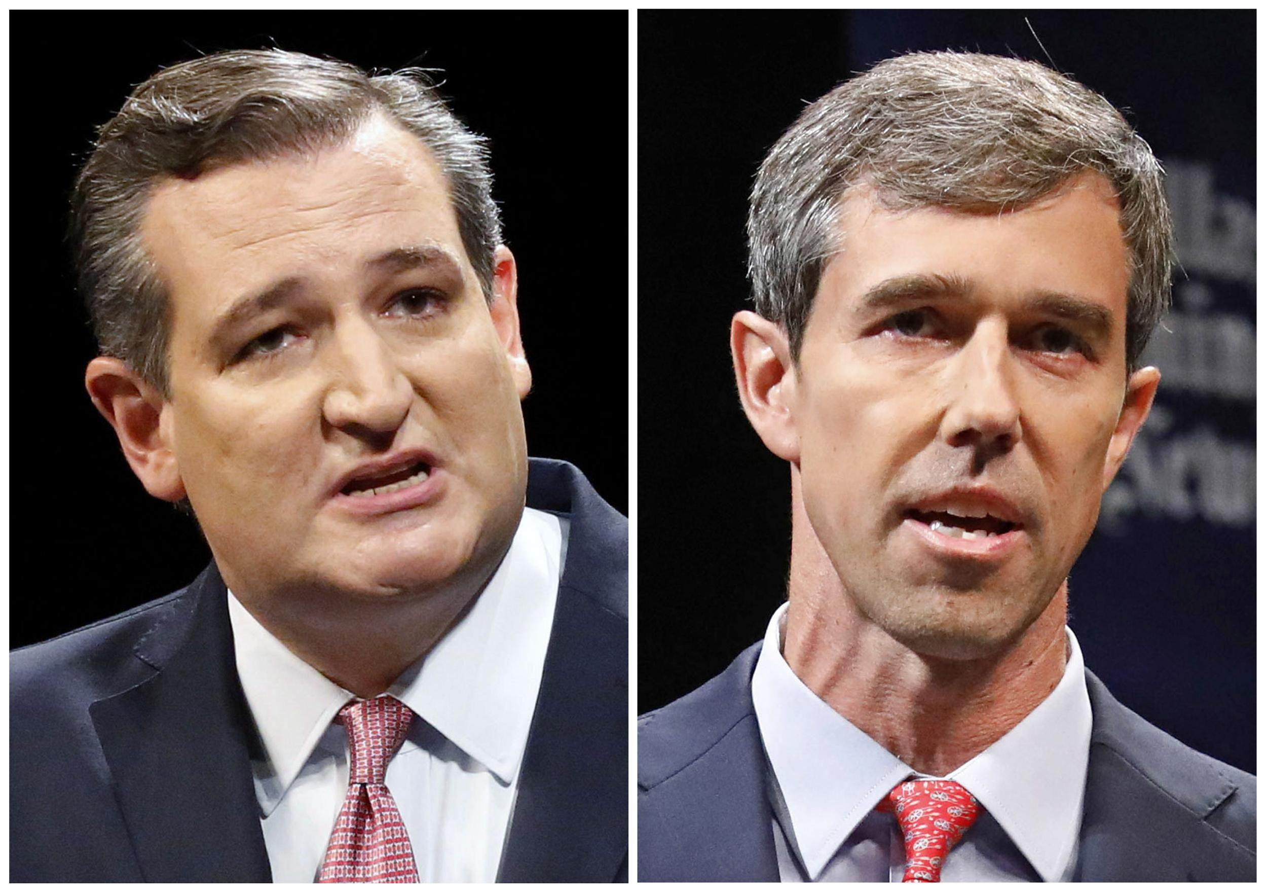 The paths to victory for Beto O'Rourke and Ted Cruz in Texas showdown