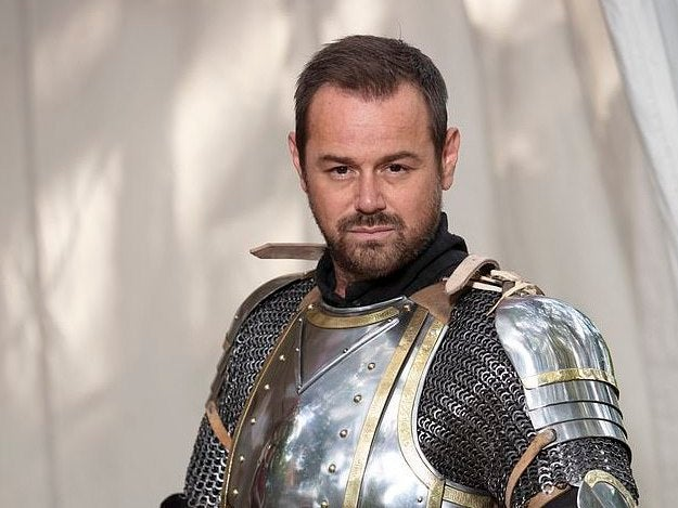 Danny Dyer goes on extraordinary rant about Nigel Farage and Boris Johnson