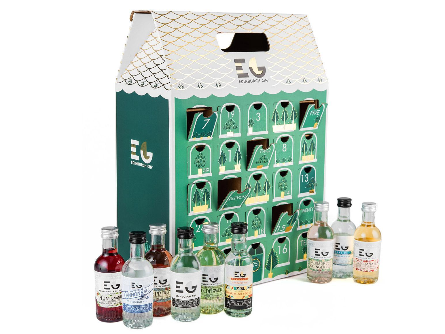 Virgin Wines Advent Calendar.10 Best Alcoholic Advent Calendars For Christmas 2018 The Independent