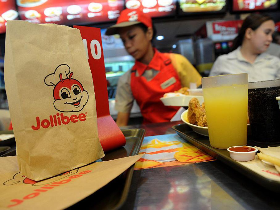 Asian fast food restaurant Jollibee is coming to London - here's what's on the menu