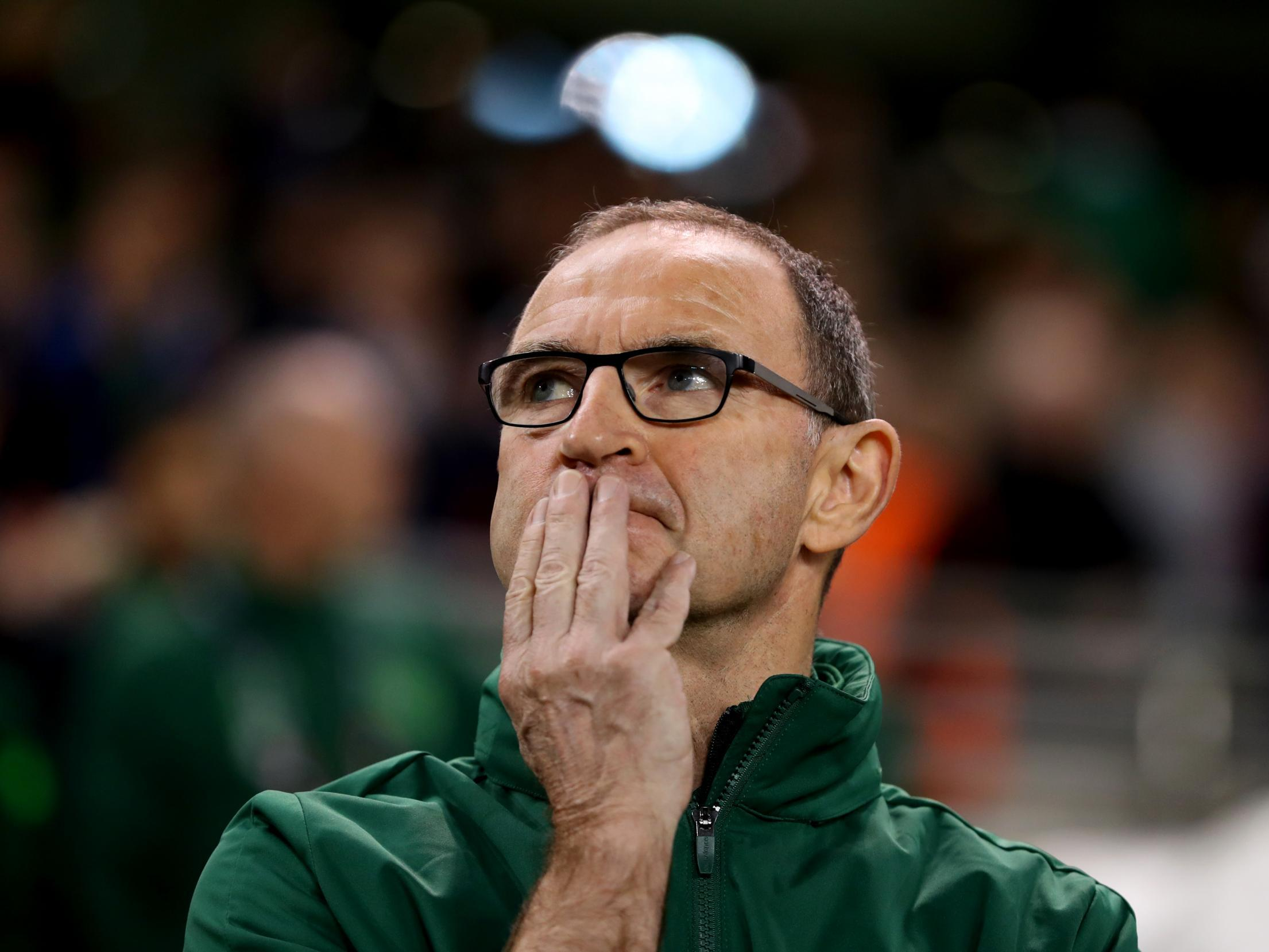 Martin O'Neill defiant in the face of rising scrutiny over Republic of Ireland job