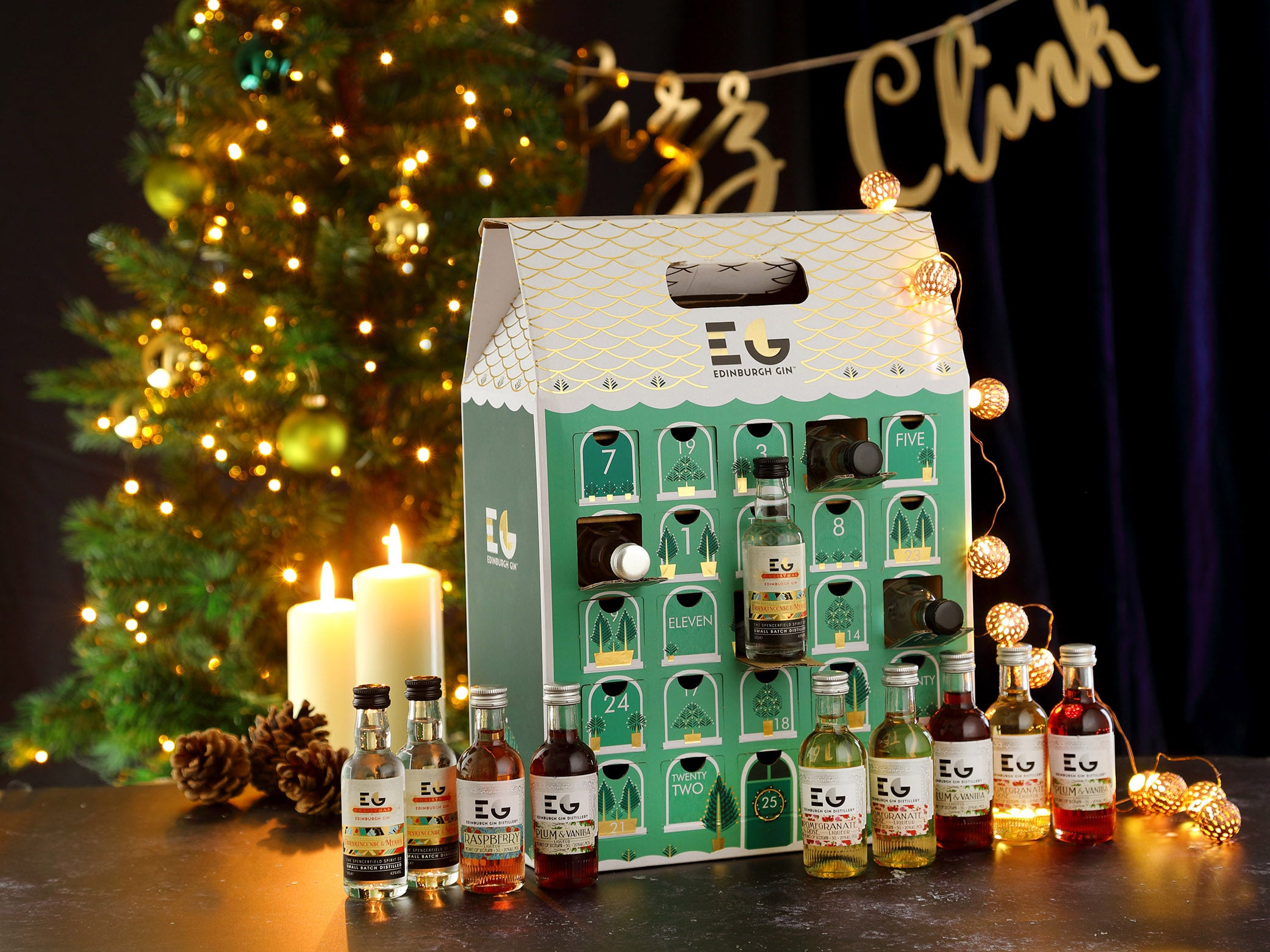 10 Best Alcoholic Advent Calendars For Christmas 2018