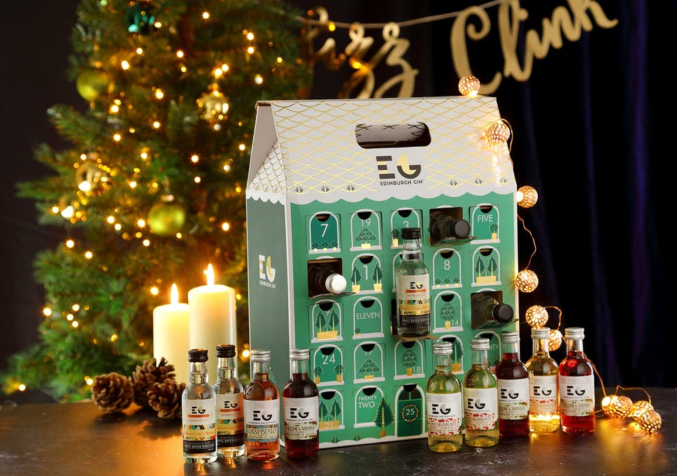 10 Best Alcoholic Advent Calendars For Christmas 2018 The Independent