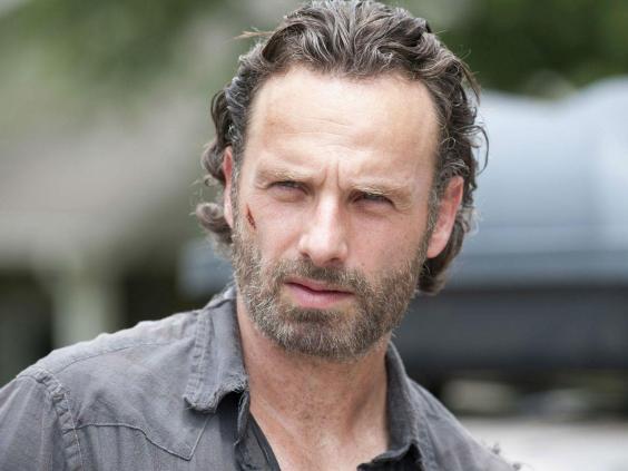 Walking Dead Rick Death