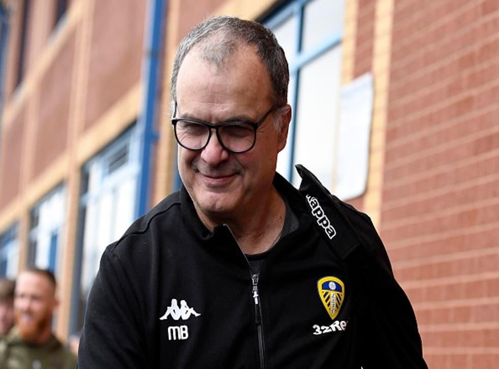 Marcelo Bielsa has enjoyed a high-flying start at Leeds