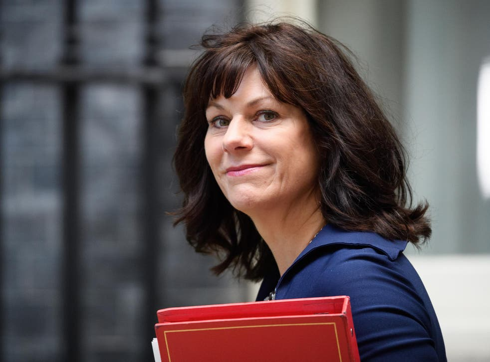Claire Perry has recently stated that shale gas from fracking will help avoid reliance on Russian supplies