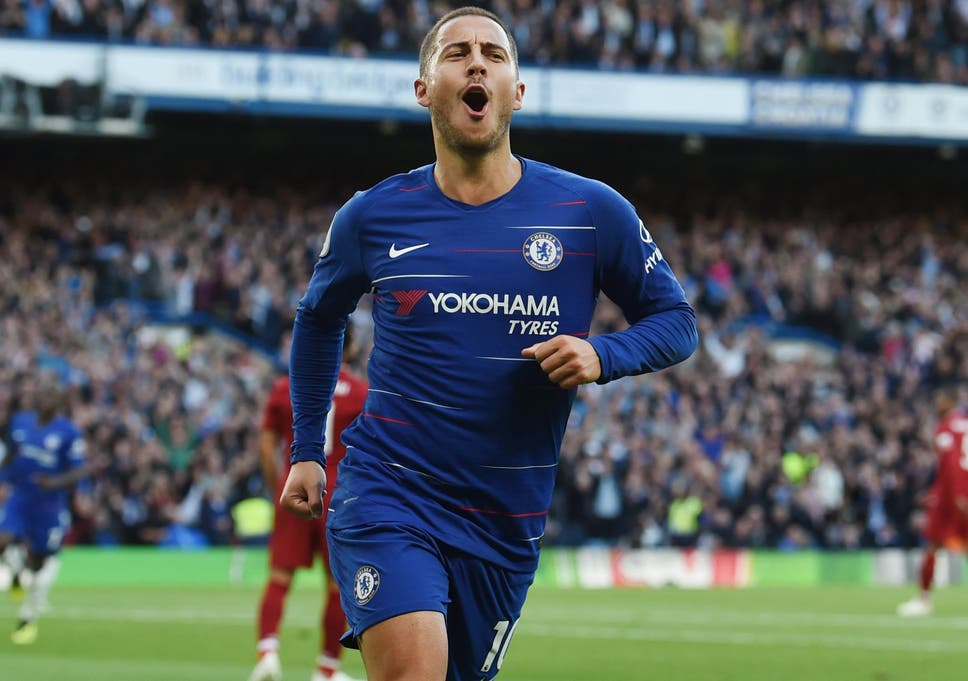 Eden Hazards Decision To Play For Chelsea Or Real Madrid Could Hinge On Where He Feels