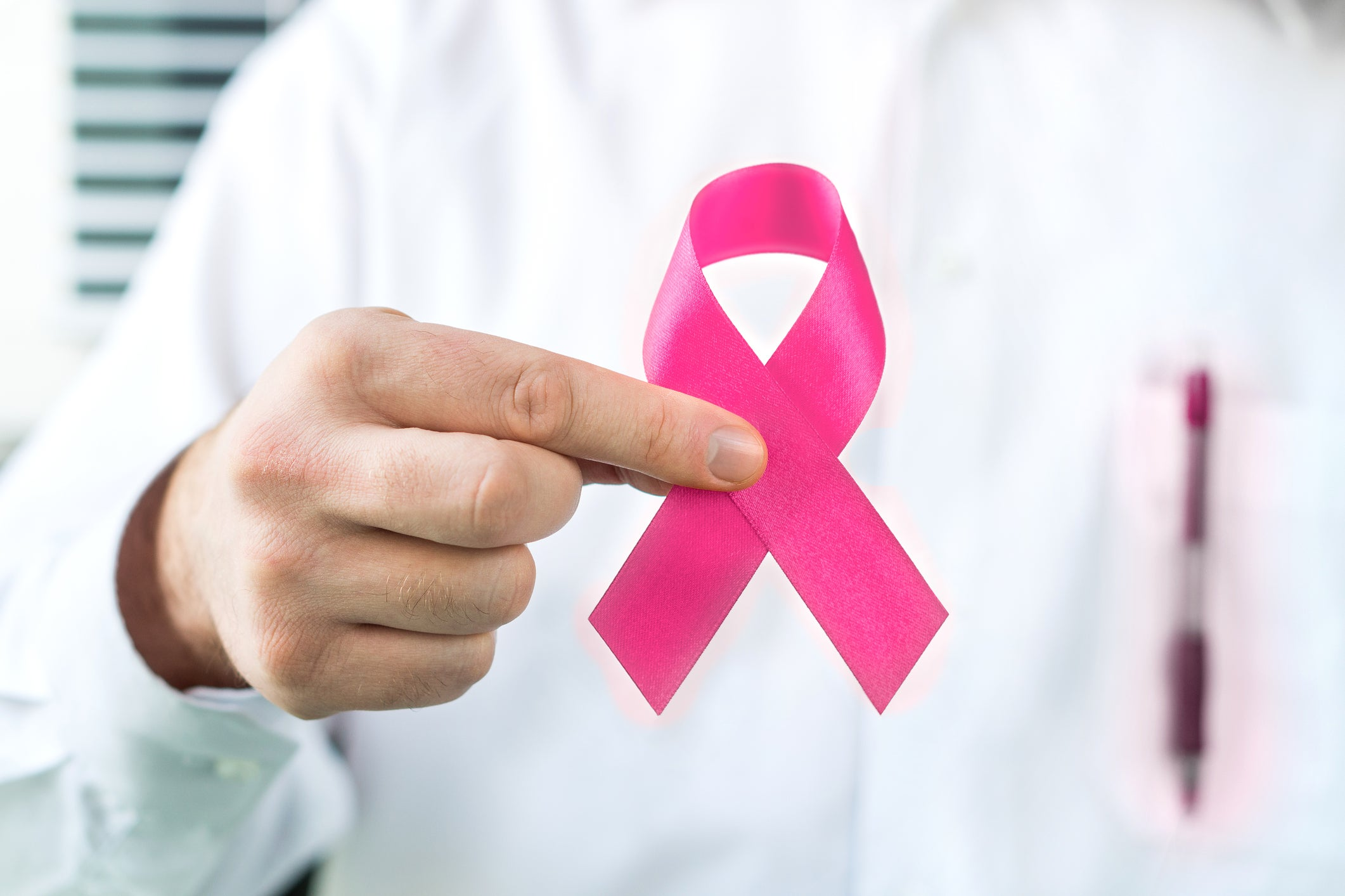 Breast Cancer Awareness What Are The Symptoms Of Male Breast