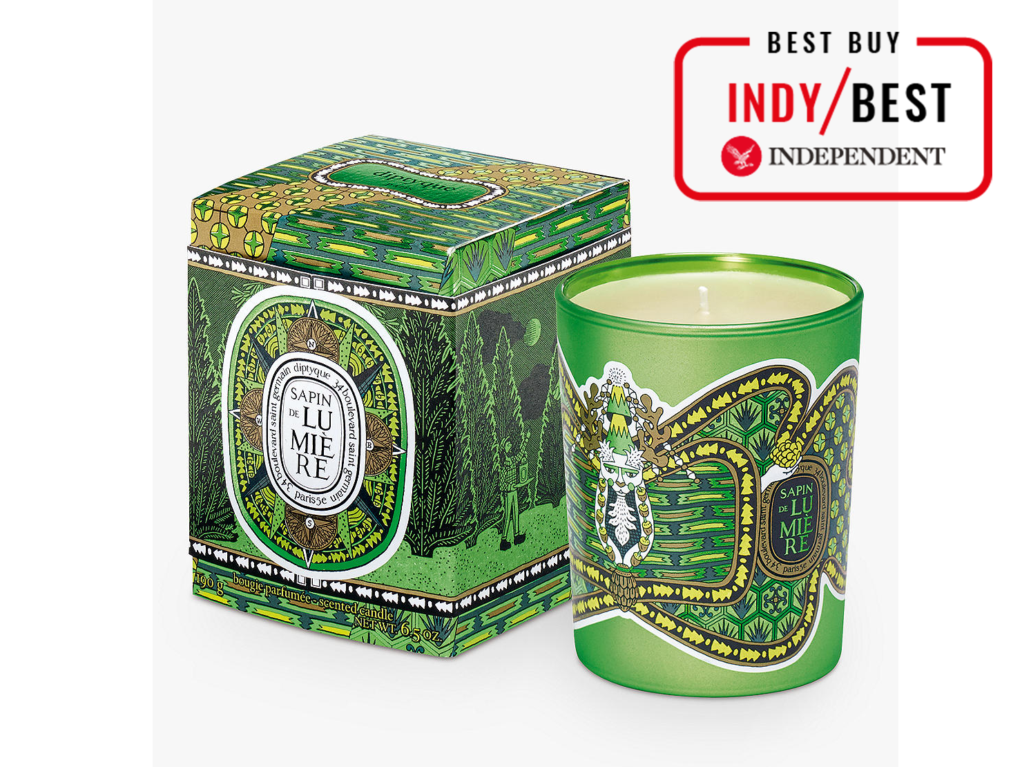 10 best winter candles | The Independent