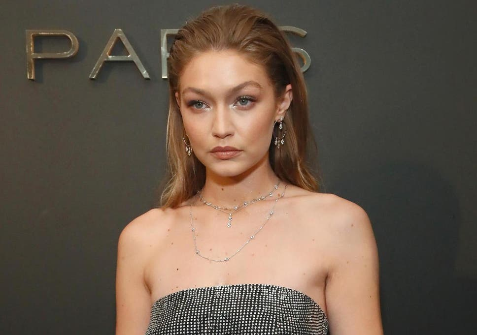gigi hadid defends her decision to publish paparazzi snap on