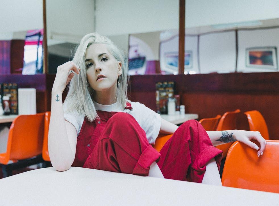 Irish electronic pop artist Laoise