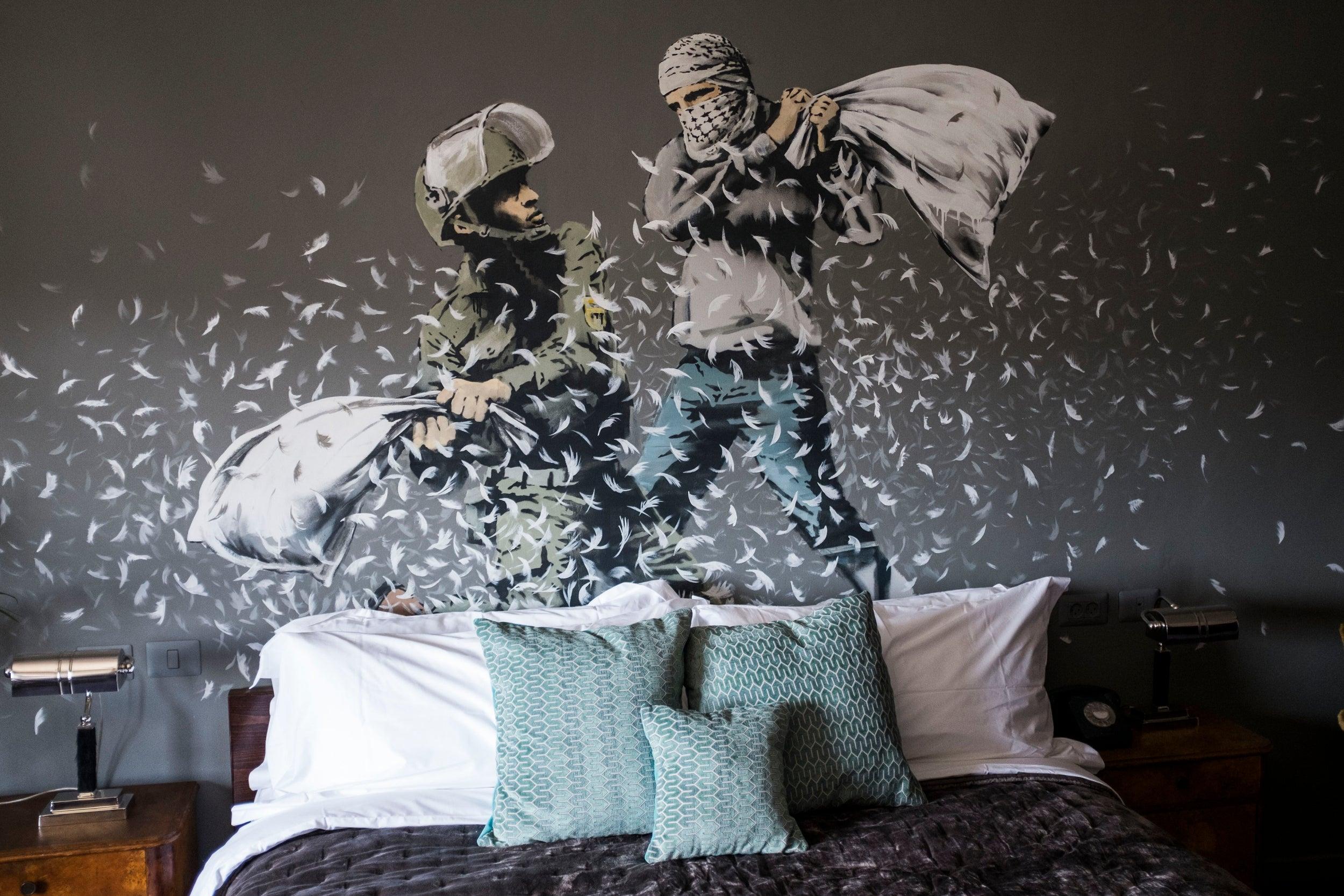 Banksy: 8 signs Massive Attack's Robert Del Naja is mystery