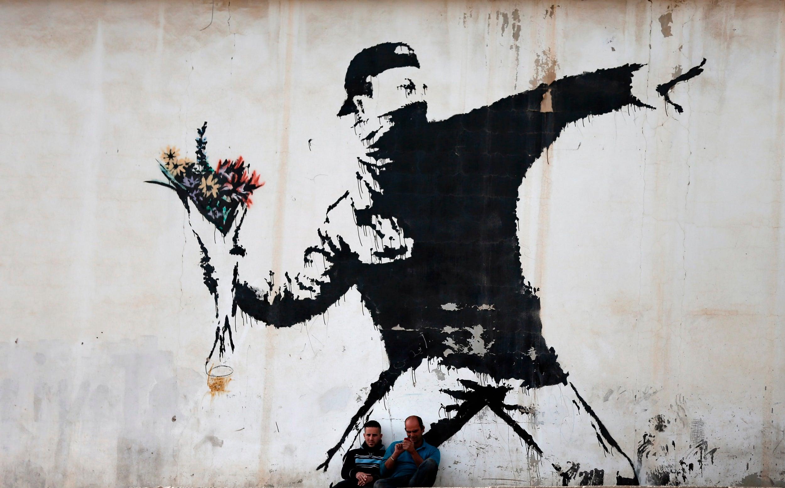 dating graffiti taiteilija
