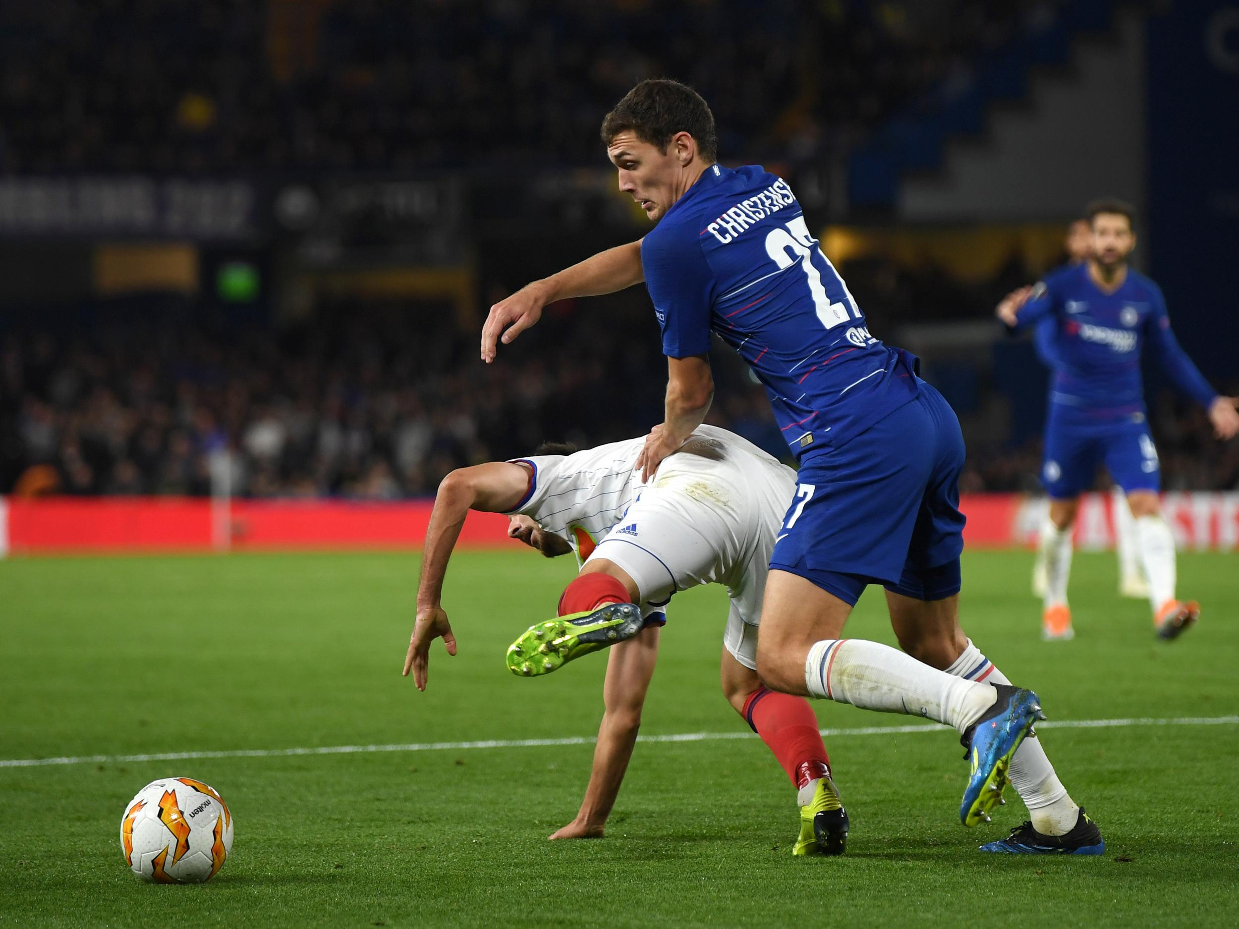 Andreas Christensen will leave Chelsea in January if game time does not increase, says father
