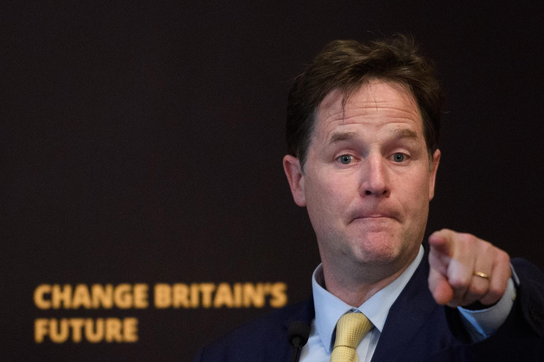 Facebook: Nick Clegg hired as head of global affairs